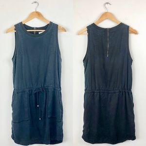 Lou & Grey Drawstring Dress